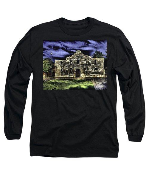 San Antonio E Long Sleeve T-Shirt
