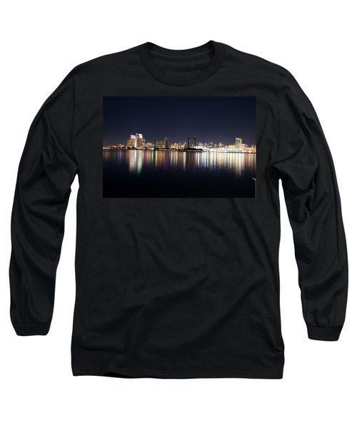 San Diego Ca Long Sleeve T-Shirt