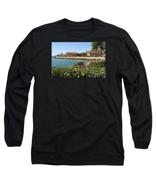Long Sleeve T-Shirt featuring the photograph San Diego Cute Place by Jasna Gopic
