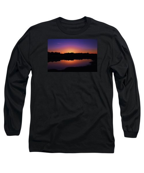 Long Sleeve T-Shirt featuring the photograph San Francisco Daze by Sean Sarsfield