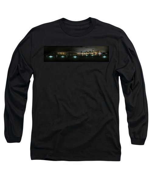San Francisco Panorama Long Sleeve T-Shirt