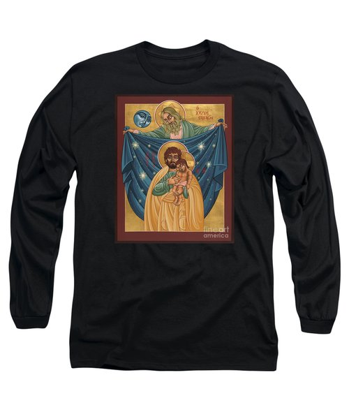 San Jose Sombra Del Padre 161 Long Sleeve T-Shirt by William Hart McNichols
