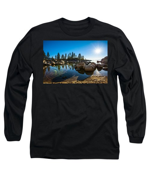 Sand Harbor Star Long Sleeve T-Shirt