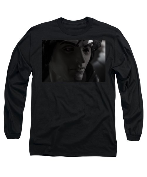 Sandman Portrait - Morpheus Long Sleeve T-Shirt