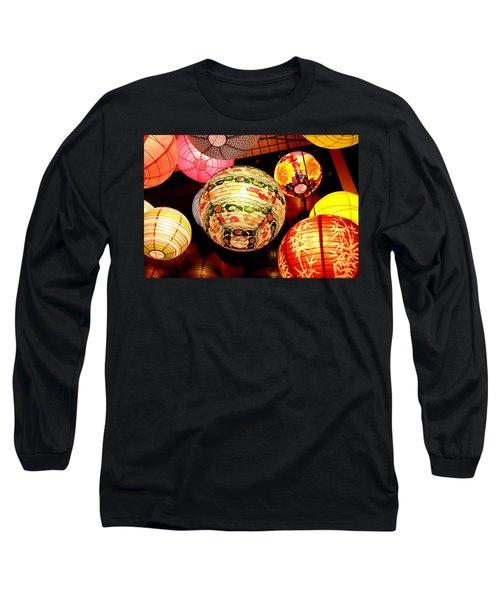 Santa Cruz Lights Long Sleeve T-Shirt