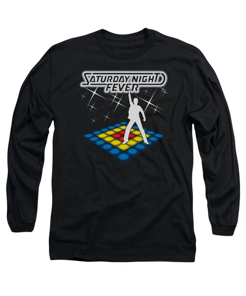 Saturday Night Fever - Should Be Dancing Long Sleeve T-Shirt