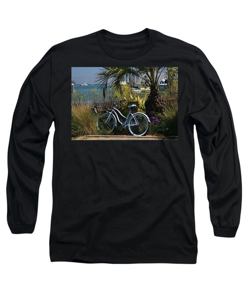 Sausalito Summer Long Sleeve T-Shirt