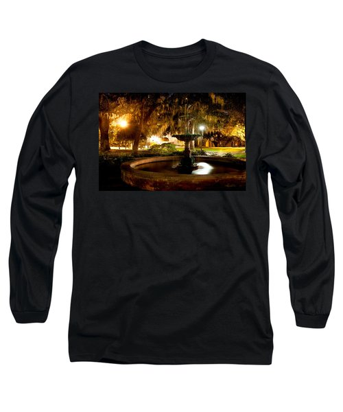 Savannah Romance Long Sleeve T-Shirt