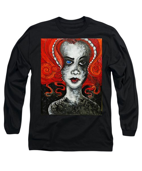 Save Your Love Long Sleeve T-Shirt by Sandro Ramani