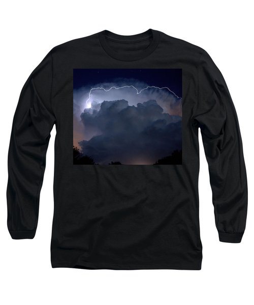 Long Sleeve T-Shirt featuring the photograph Scalloped Edge by Charlotte Schafer