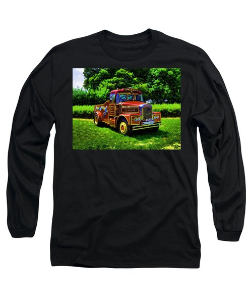 Scammell Highwayman - Color Long Sleeve T-Shirt