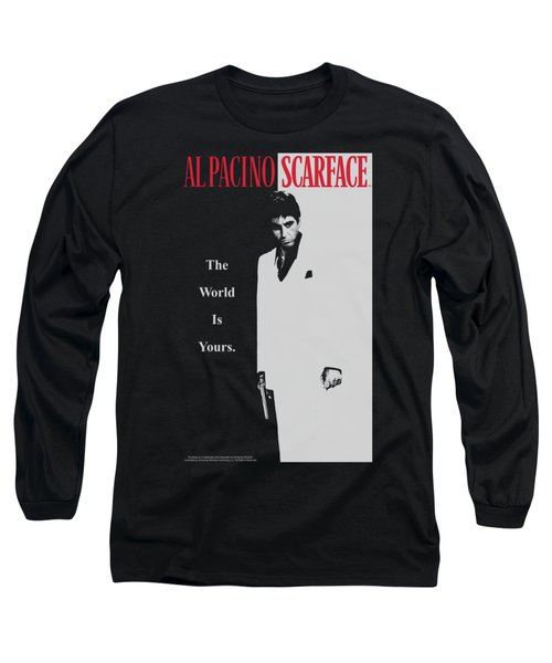 Scarface - Classic Long Sleeve T-Shirt