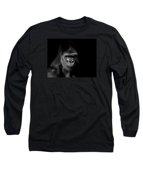 Scarface Long Sleeve T-Shirt by Jim Garrison