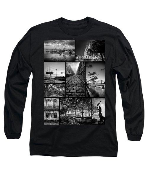Scenes From Savannah Long Sleeve T-Shirt