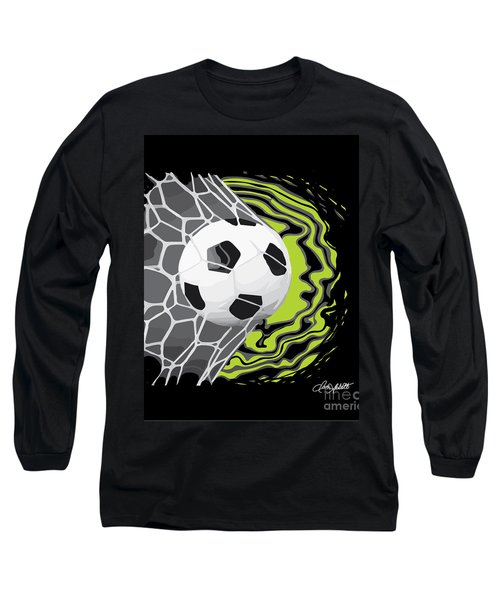 Score Long Sleeve T-Shirt by Dani Abbott