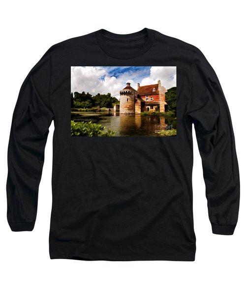 Scotney Castle Long Sleeve T-Shirt