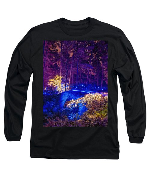 Stone Bridge - Crop Long Sleeve T-Shirt