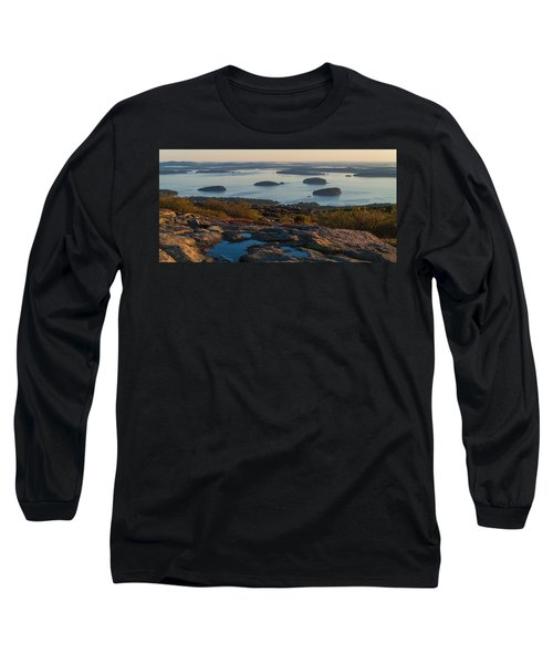 Sea Dots Long Sleeve T-Shirt