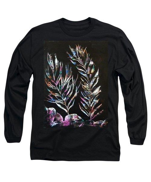 Sea Ferns Long Sleeve T-Shirt