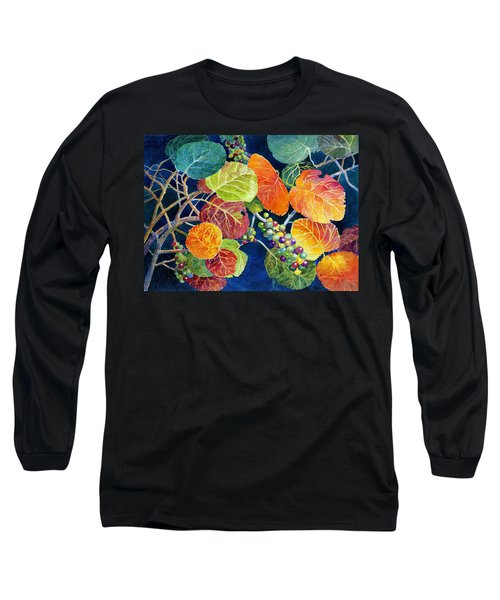 Sea Grapes II Long Sleeve T-Shirt