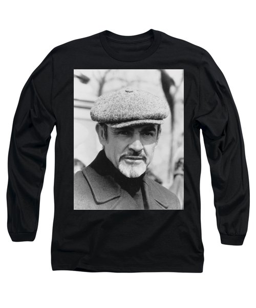 Sean Connery Long Sleeve T-Shirt
