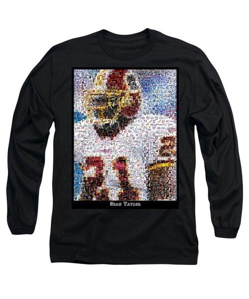 Sean Taylor Mosaic Long Sleeve T-Shirt