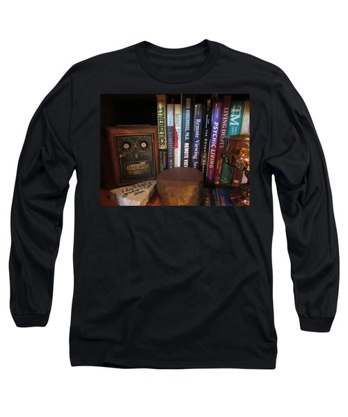 Searching For Enlightenment C Long Sleeve T-Shirt