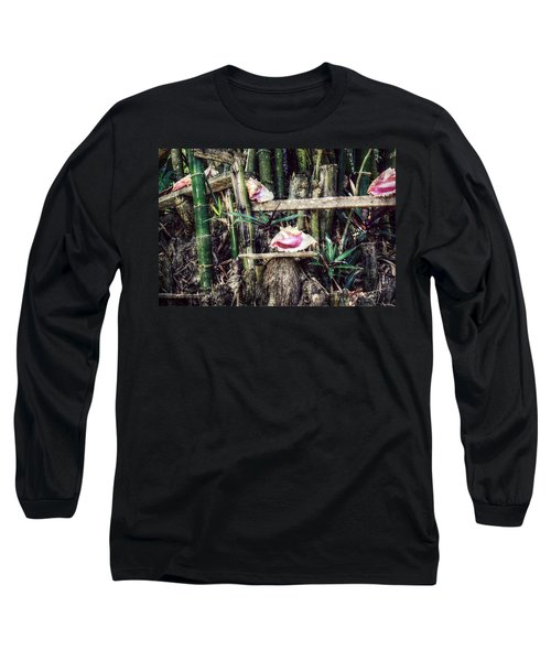 Long Sleeve T-Shirt featuring the photograph Seaside Display by Melanie Lankford Photography