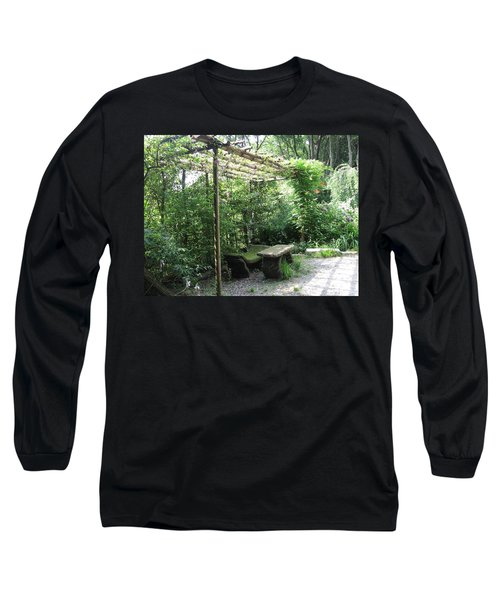Seat Of Nature Long Sleeve T-Shirt