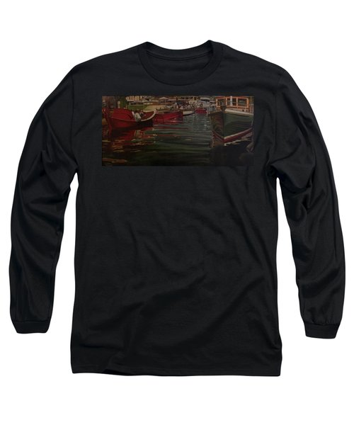 Seattle Boat Show Long Sleeve T-Shirt