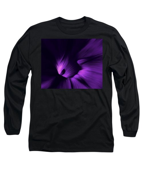 Long Sleeve T-Shirt featuring the photograph Secret Places by Barbara St Jean