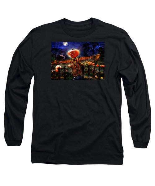 Secrets Of The Night Long Sleeve T-Shirt