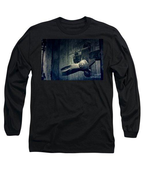 Secrets Within Long Sleeve T-Shirt
