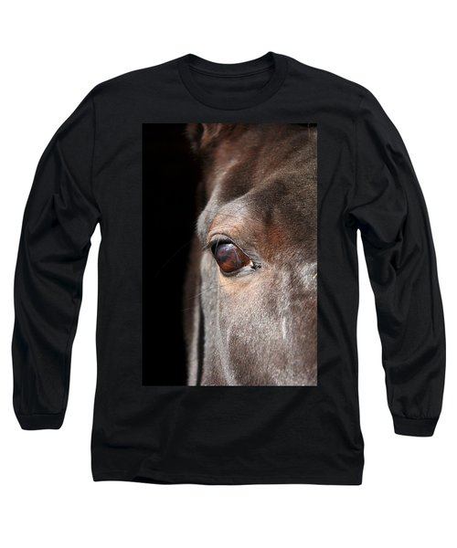 See My Soul Long Sleeve T-Shirt