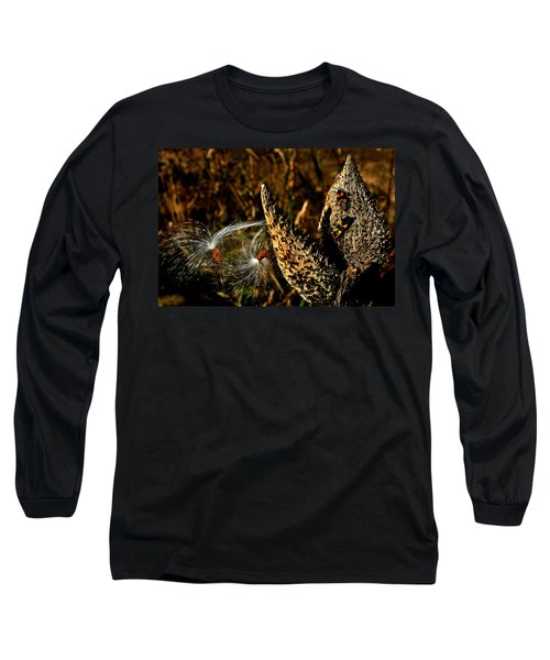 Seeds In The Wind Long Sleeve T-Shirt