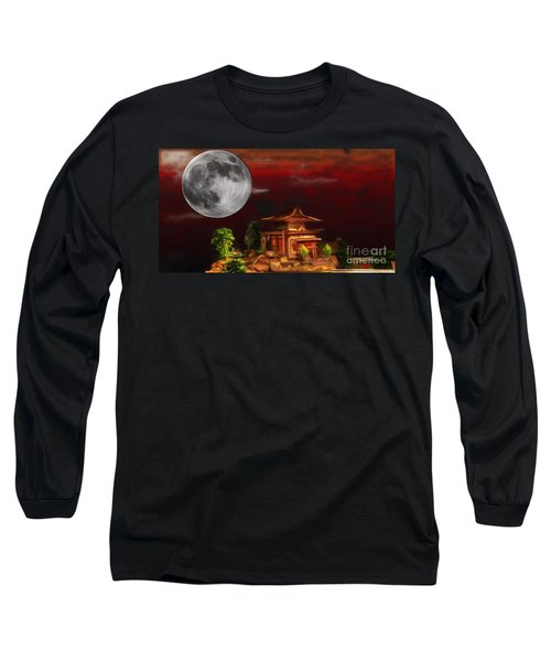 Seeking Wisdom Long Sleeve T-Shirt