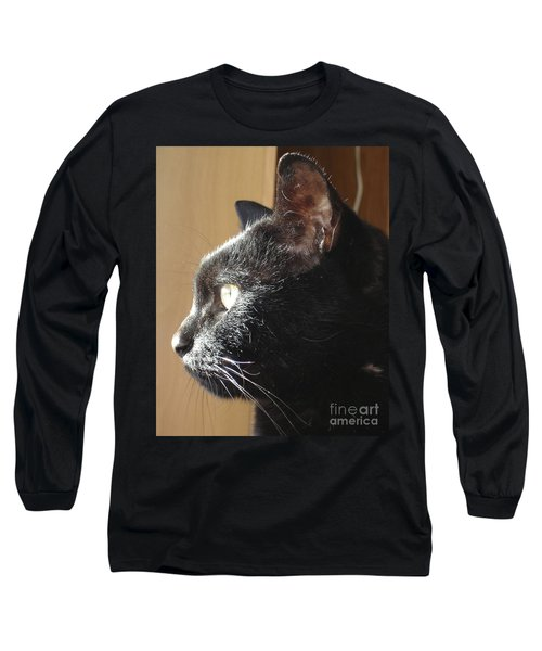 Long Sleeve T-Shirt featuring the photograph Seesa by Kerri Mortenson