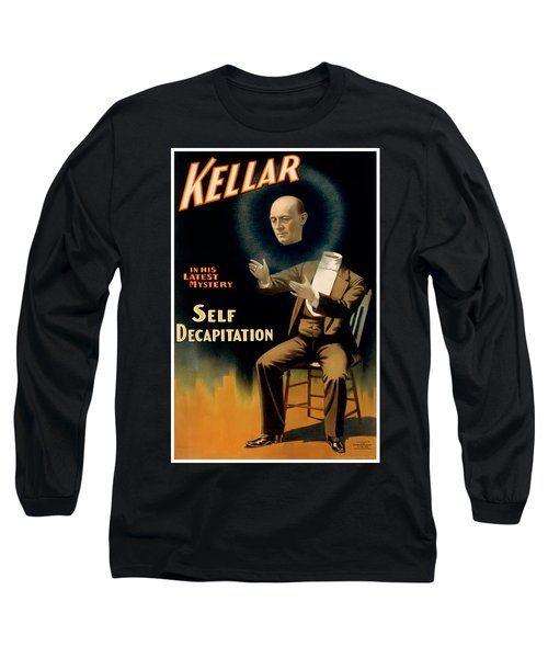 Self Decapitation Long Sleeve T-Shirt