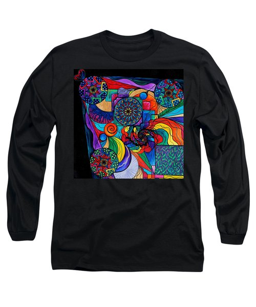 Self Exploration Long Sleeve T-Shirt