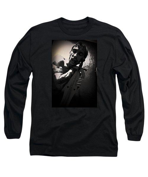 Self Long Sleeve T-Shirt by Joel Loftus