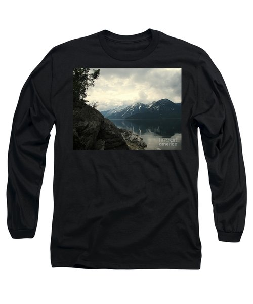 Selkirks In The Spring Long Sleeve T-Shirt