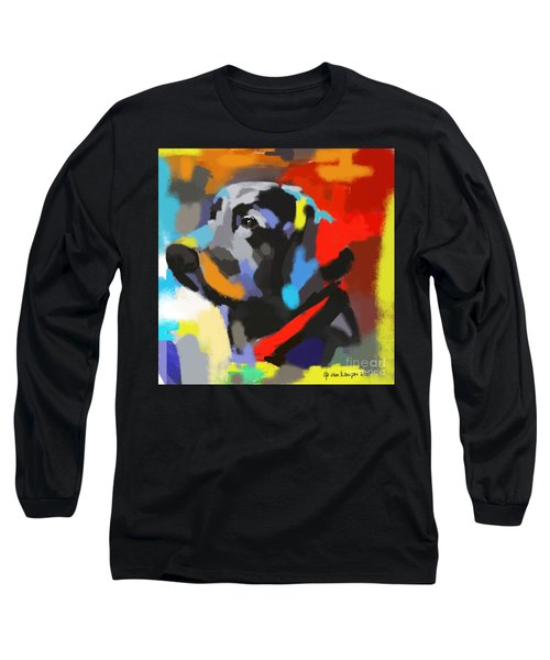 Dog Sem Long Sleeve T-Shirt