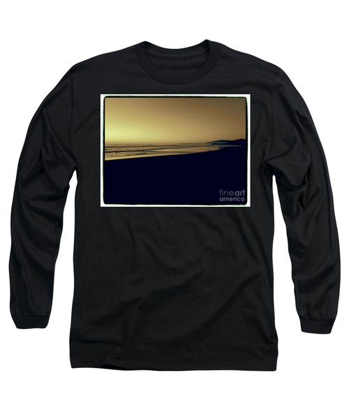 Sepia Study 1 Long Sleeve T-Shirt