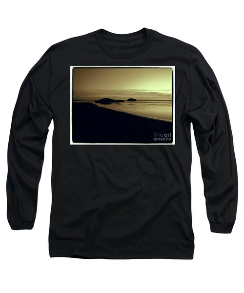 Sepia Study 2 Long Sleeve T-Shirt