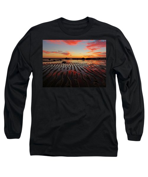 Long Sleeve T-Shirt featuring the photograph September Brilliance by Dianne Cowen
