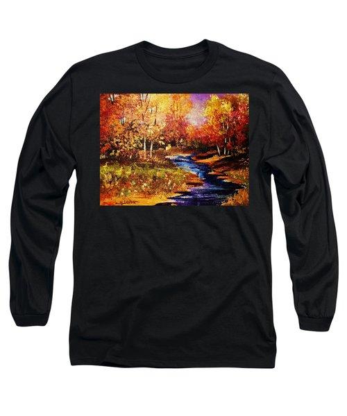 The Brilliance Of Autumn Long Sleeve T-Shirt