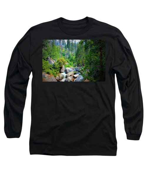 Sequoia Stream Long Sleeve T-Shirt