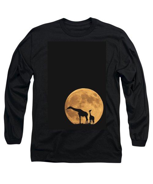 Serengeti Safari Long Sleeve T-Shirt