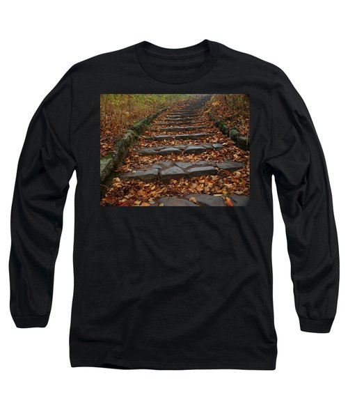 Long Sleeve T-Shirt featuring the photograph Serenity by James Peterson