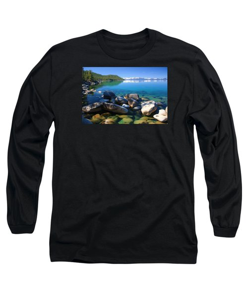 Long Sleeve T-Shirt featuring the photograph Serenity by Sean Sarsfield